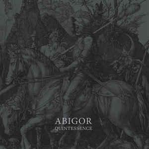 "Abigor - Quintessence, 2LP+7"""