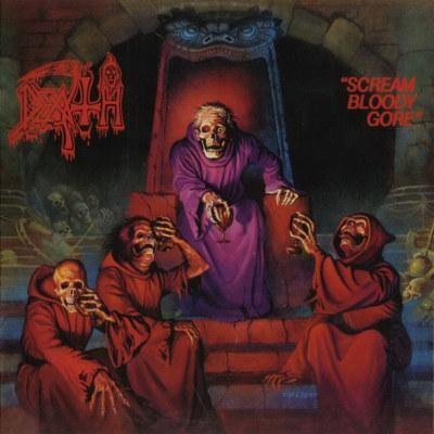 Death - Scream Bloody Gore, CD