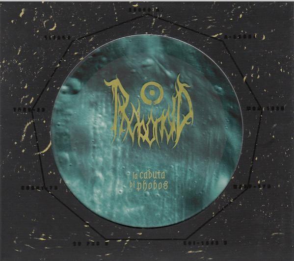 Phobonoid - La Caduta Di Phobos, DigiCD