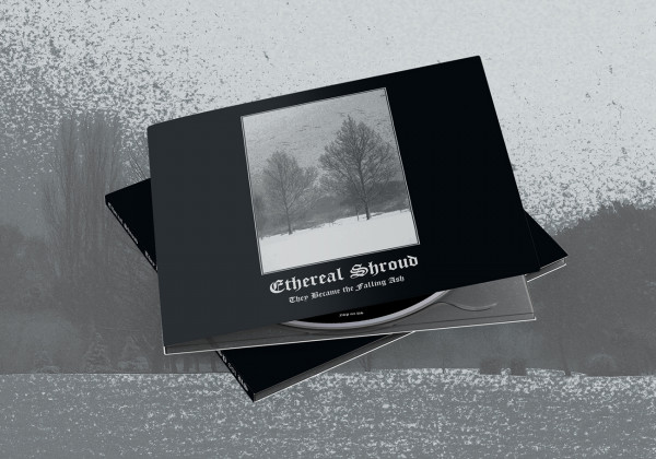 Ethereal Shroud - They Became The Falling Ash, DigiCD