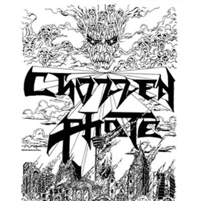 Chozzen Phate - s/t, CD+DVD