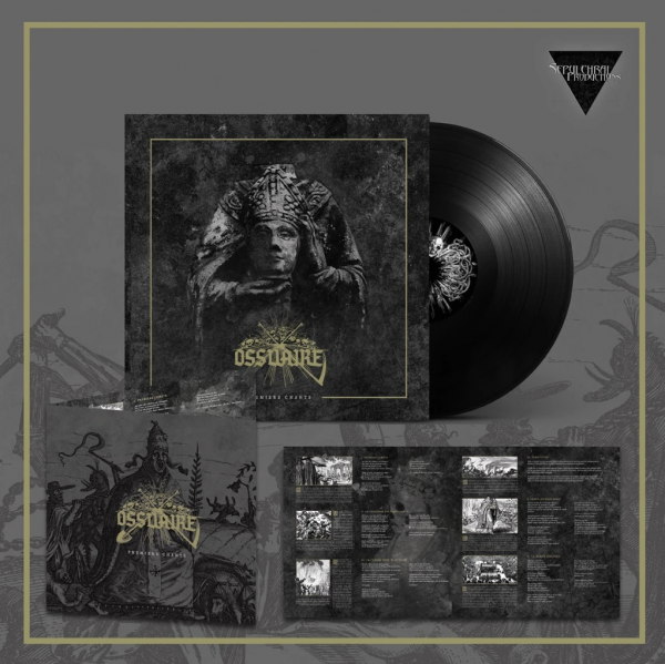 Ossuaire - Premiers Chants, LP