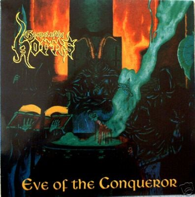 Gospel Of The Horns - Eve Of The Conqueror, MCD