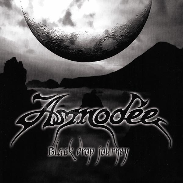 """Asmodee - Black Drop Journey, 7"""""""