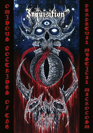 Inquisition - Ominous Doctrines Of The Perpetual Mystical Macrocosm, A5-DigiCD