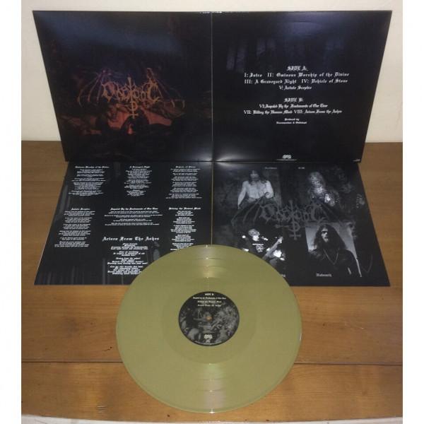 Ondskapt - Arisen From The Ashes [gold - 296], LP