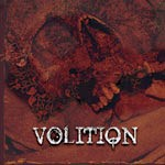 Volition (UK) - s/t, CD