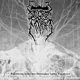 Necrofrost - Bloodstorms Voktes Over Hytrunghas' Dunkle Necrotroner (THR), CD