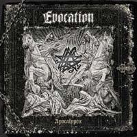 Evocation - Apocalyptic, CD