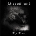 Hierophant - The Tome, CD