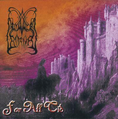 Dimmu Borgir - For All Tid, CD