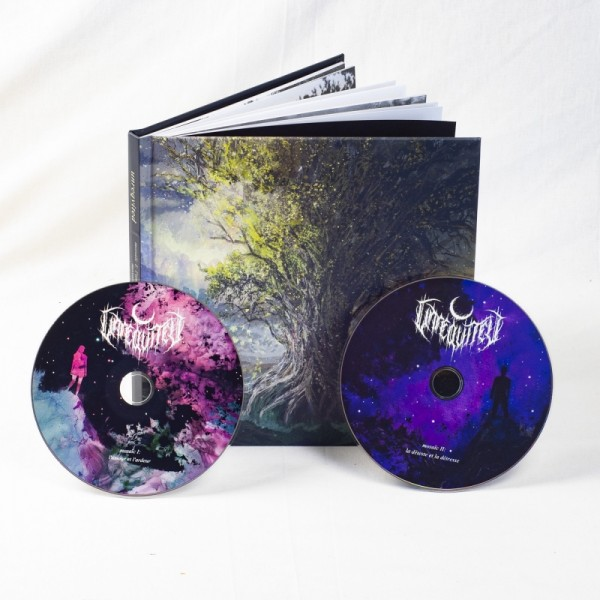 Unreqvited - Mosaic I & II, 2CD BOOK