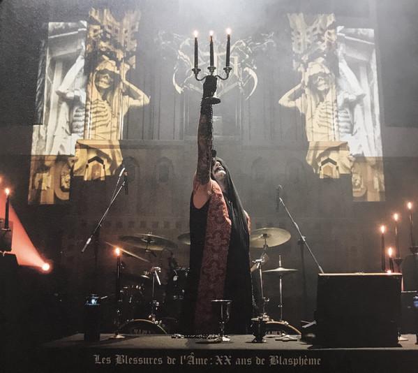 Seth - Les Blessures De L'Âme : XX Ans De Blasphème, DigiCD