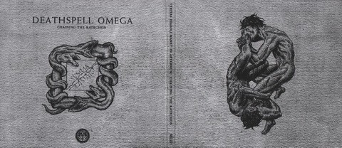 Deathspell Omega - Veritas Diaboli Manet In Aeternum: Chaining The Katechon, DigiMCD