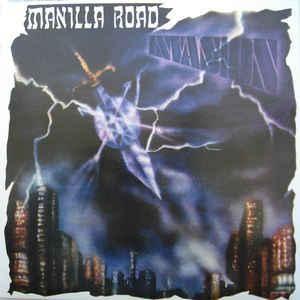 Manilla Road - Invasion, LP
