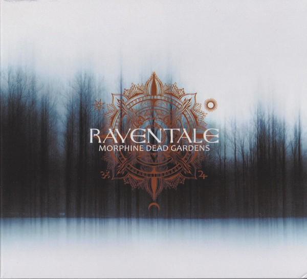 Raventale - Morphine Dead Gardens, DigiCD