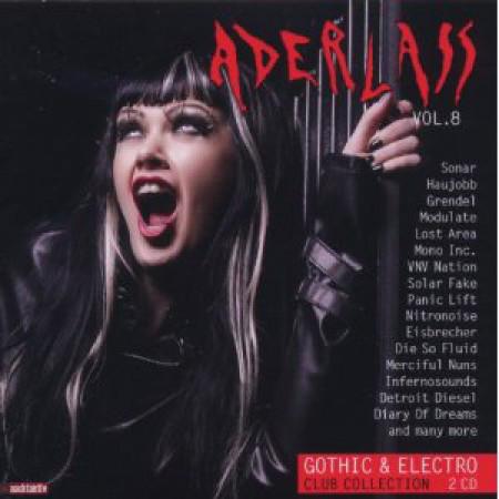 V.A. - Aderlass Vol. 8, 2CD