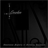 Leaden - Monotonous Foghorns of Molesting Department, CD