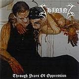 Shining - Through Years Of Oppression, LP