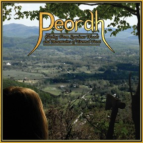 Peordh - Glaring From Spacious Woods And Mountains Of Eternal Frost, CD