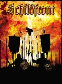 Varg / Minas Morgul - Schildfront, A5-DIGIBOOK