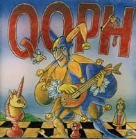 Qoph - Kalejdoskopiska Aktiviteter, CD