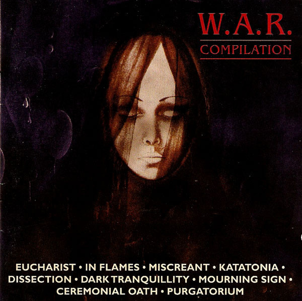 W.A.R. Compilation - Vol. I, CD