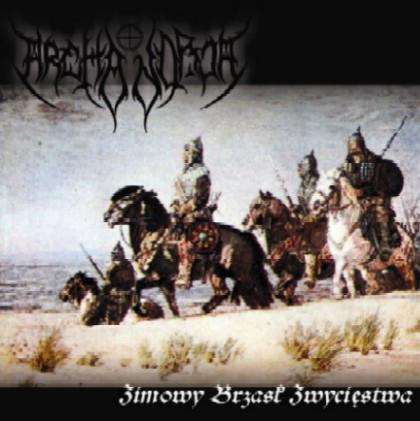 Archandrja - Zimowy Blask Zwycięstwa, CD