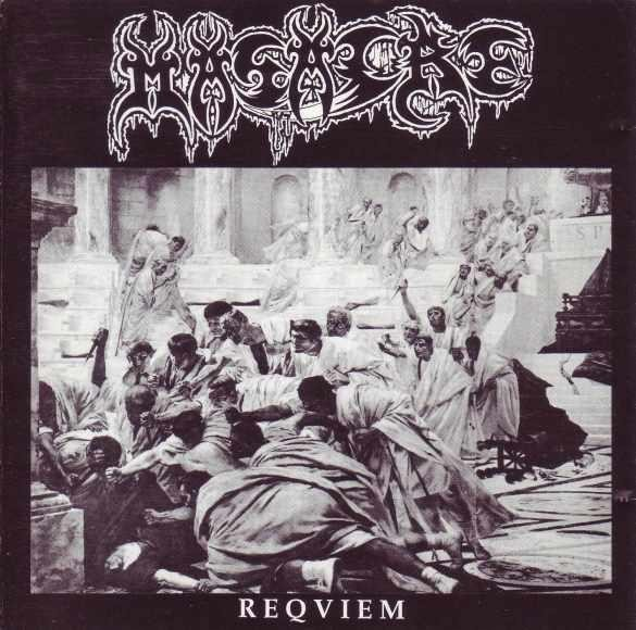 Masacre (Col) - Reqviem, CD