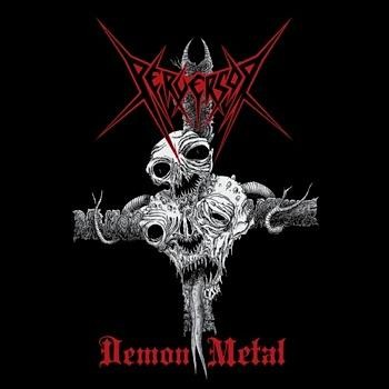 Perversor - Demon Metal, MCD