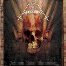 Thunderbolt (Pol) - Inhuman Ritual Massmurder, CD