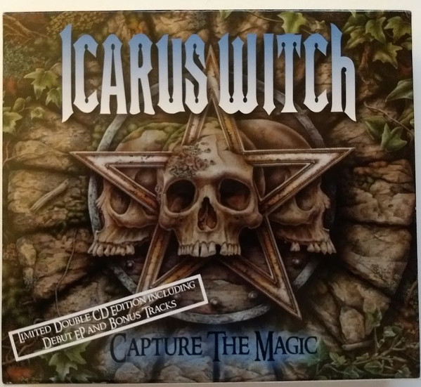Icarus Witch - Capture The Magic, SC-2CD