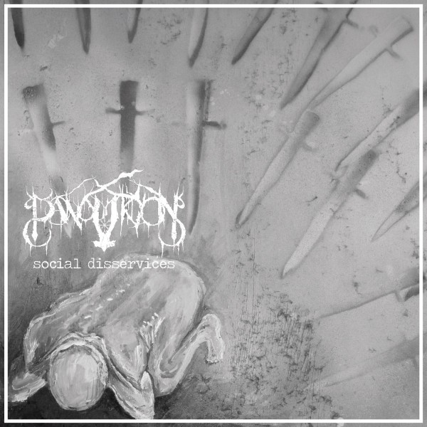 Panopticon - Social Disservices [clear splatter], LP