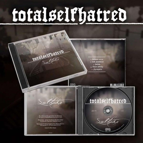 Totalselfhatred - Solitude, CD