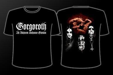 Gorgoroth - Ad Majorem Sathanas Gloriam [S], TS