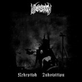 Koldbrann - Nekrotisk Inkvisition, LP