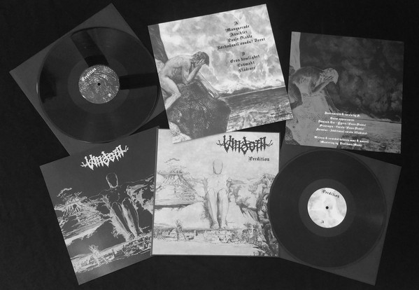 Vindorn - Perdition [black - 100], LP