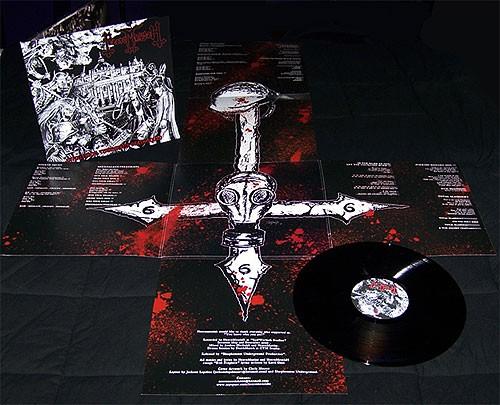 Necromessiah - Antiklerical Terroristik Death Squad, LP