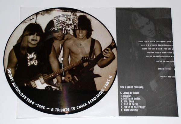 Death - Demos Anthology 1984-1986, PicLP