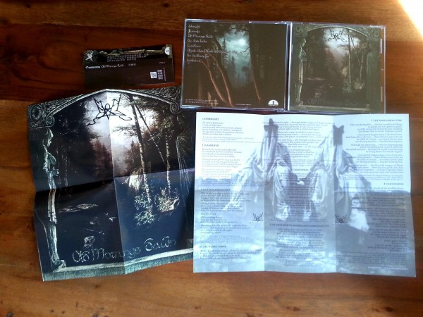 Summoning - Old Mornings Dawn [Chinese Deluxe Edition], CD
