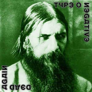 Type O Negative - Dead Again, CD