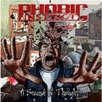 Phobic Instinct - A Second Of Thought, CD