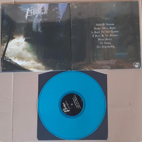 Eldamar - A Dark Forgotten Past [electric blue - 199], LP