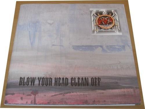 Slayer - Blow Your Head Clean Off, 2LP