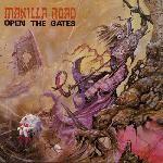"Manilla Road - Open The Gates, LP+12"""