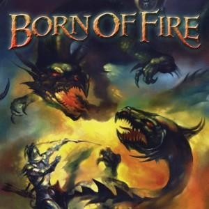 Born Of Fire - Anthology, CD