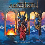 Ancestral - The Ancient Curse, CD