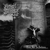 Eternal Majesty - From War To Darkness, CD