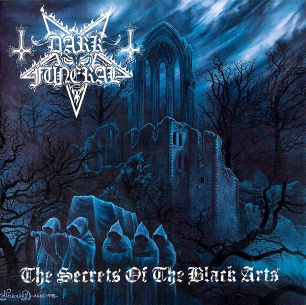 Dark Funeral - The Secrets Of The Black Arts, 2CD