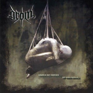 Grom (Rus) - March Of Voices Of Dead Souls, CD